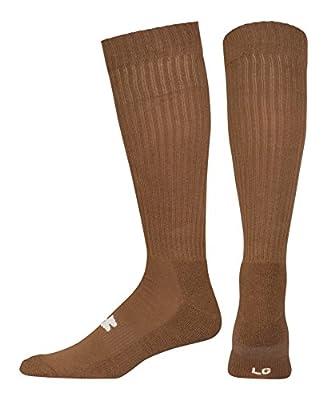 Under Armour Men's Heatgear Boot Tactical Socks