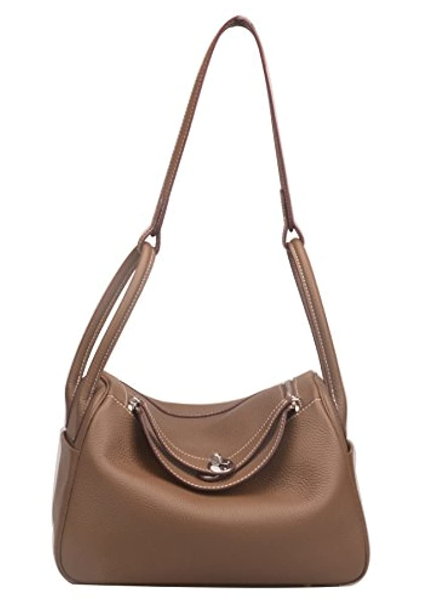 Ainifeel Women s Genuine Leather Hobo Shoulder Bag Everyday Purse  42e3c564dd3aa