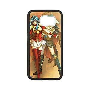 Samsung Galaxy S6 Cell Phone Case Black Fire Emblem The Sacred Stones FXS_739239