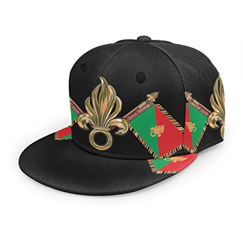 French Foreign Legion Hat Costumes - French Foreign Legion Logo Unisex 3D