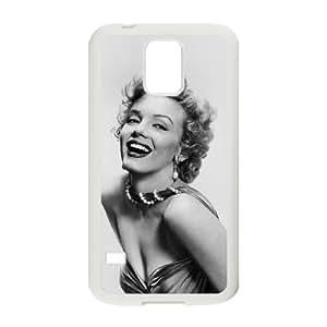 DIYPCASE Diy Case Marilyn Monroe Customized Case For SamSung Galaxy S5 i9600