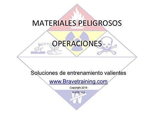 amazon com spanish hazmat operations ppt training presentation
