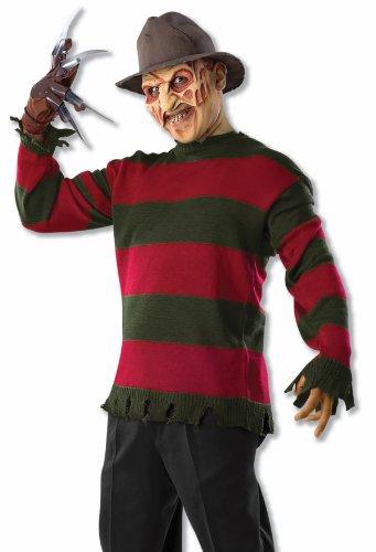 Krueger Costume (Freddy Krueger Sweater)