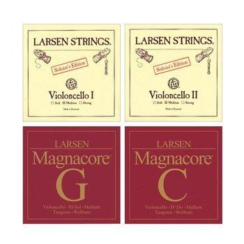 oist 4/4 Cello String Set - Medium ()