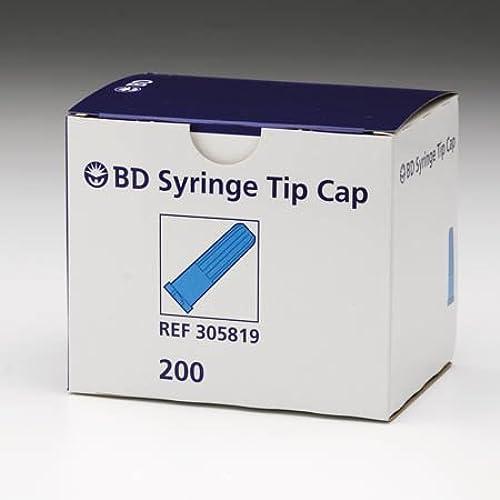 BECTON DICKINSON & COMPANY 305819 Polypropylene Tip Cap, Sterile hot sale