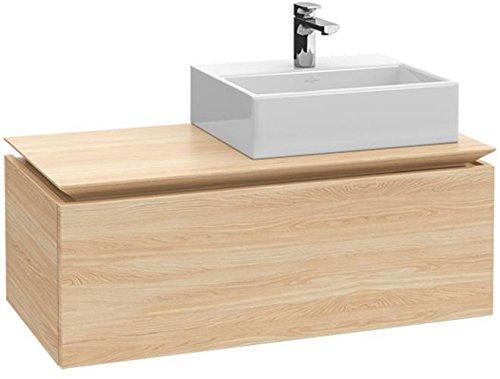 Villeroy + Boch Waschtischunterschrank Legato B109L0 1000x380x500 Weiß Matt, B109L0MS
