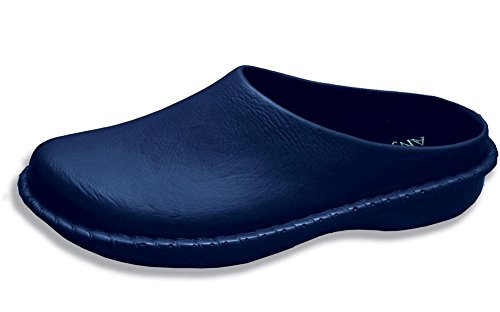 Anywear LX Adult's DBL Anywhere Clog Navy X-Large M (Wome...