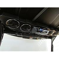 SD PIONEER1K -Honda Pioneer 1000 Radio Stereo System Bluetooth UTV Side by Side