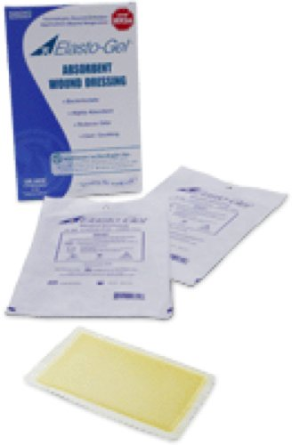 (Southwest Technology Elasto-Gel Wound Dressing without Tape 6