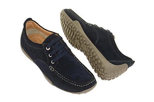 C4002 Navy U2202N00022C6006 Moccasins Blue Mens Geox RTAPx