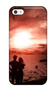 Fashion Protective Romantic Loves Case Cover For Iphone 5/5s