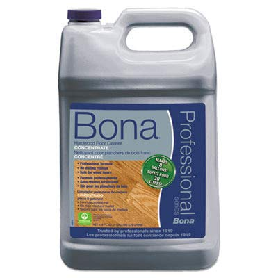 Bona 1 gal Professional Hardwood Cleaner Concentrate, Formally Known As Pacific Sport Clean Concentrate, Sport ()