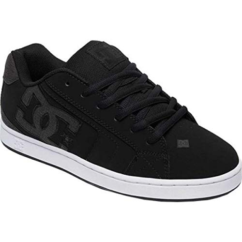 パズル弱まるホース(ディーシー) DC Shoes メンズ スケートボード シューズ?靴 Net SE Skate Shoe [並行輸入品]