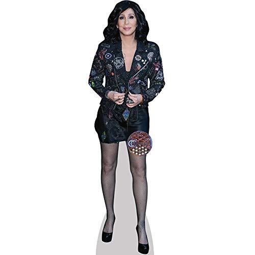 Cher (Tights) Mini Cutout