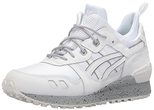 ASICS Mens Gel-Lyte MT Fashion Sneaker White/White