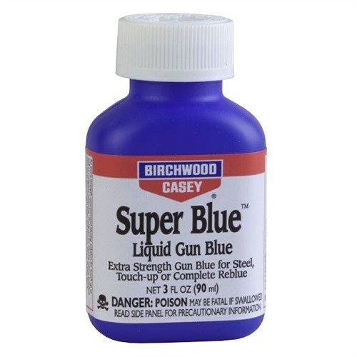 Birchwood Casey Super Blue - Liquid Gun Blue Solution (Gun Blueing Solution)