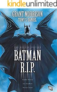Batman: R.I.P. (Batman by Grant Morrison series Book 4)