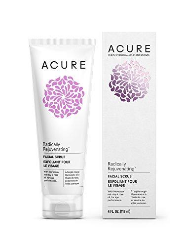 Acure Face Scrub - 3