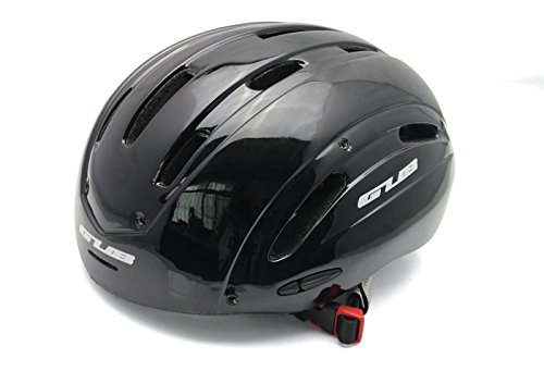 Amazon.com : Gub TT Triathlon/Time Trial TT Aero Helmet Aerohead MIPS Road Bike Cycling Helmet Shiny black-Matt red : Sports & Outdoors