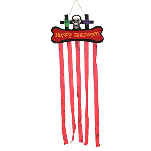CakeLY Halloween Decorations Fashion Halloween Hanging Indoor/Outdoor Party Decor Toy Kids Gift]()