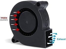 Firmrock Ventilador de refrigeración para impresoras 3D, Impresora ...