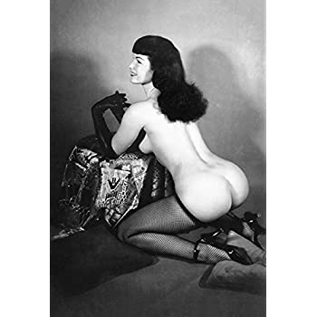 Bettie page nude images — img 9