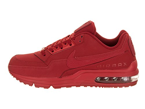Nike Mens Air Max Ltd 3 Scarpa Da Corsa Palestra Rosso / Palestra Rossa
