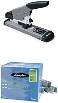 160 Sheet Capacity Platinum 39002 Swingline Heavy Duty Stapler