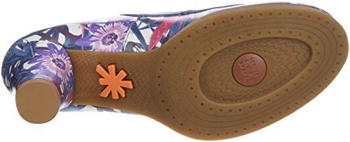 Lukkede Farver tropez Forskellige Kvinder Hæl Tip Kunst Sko Fantasy St Til 1070f hawai qRwAIUI