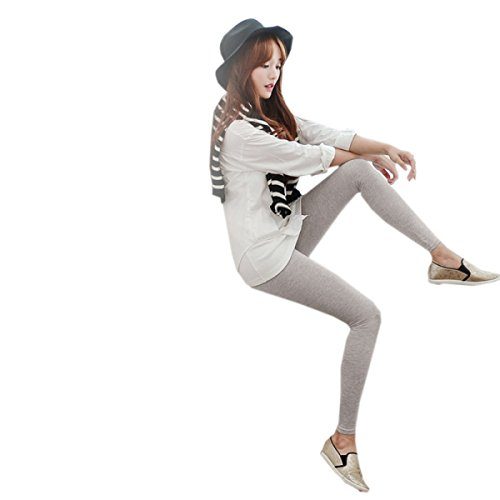 Y Donna Waichuan Snfgoij Xl Leggings Da Fat Thin Cotton gZqpP8q