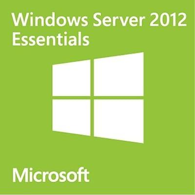 Microsoft Windows Server 2012 Essentials OEM