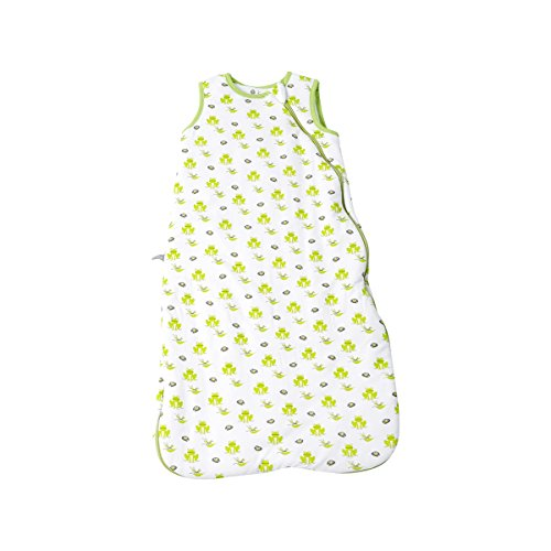 Kyte BABY Printed Sleeping Bag for Toddlers 0-36 Months: 2.5 tog - Made of Soft Organic Bamboo Rayon Material (0-6 Months, Pond) ()