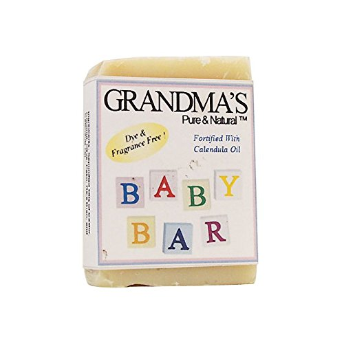 Grandma's Baby Bar 4 Ounce Bar(S) Remwood Products Co. 72711650126
