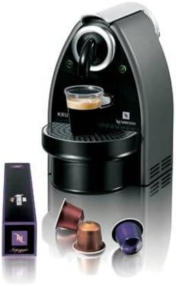Nespresso Essenza Automatic Krups - Cafetera monodosis (19 bares ...