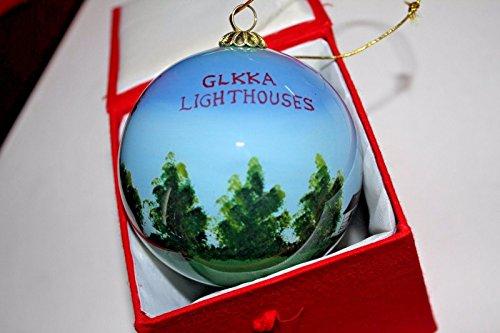 GLKKA LIGHTHOUSES Glass Ball ()