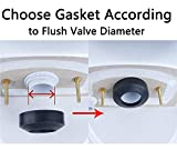 Universal Toilet Tank To Bowl Gaskets with 3 Set
