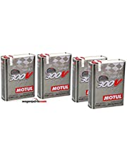 Motul Motor Oil Turnier 104242 300V Power 5W-40, Pack 8 liter (metallic)
