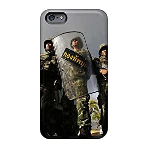 Iphone 6 Yba16495Oile Unique Design High-definition Rise Against Pictures Best Hard Phone Cases -KellyLast