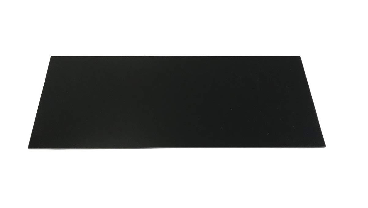3, 0 mm in fibra di vetro blaha FR4 pannello Dimensioni circa 1000 x 500 mm vetro duro tessuto nero masterplatex