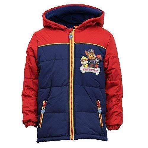 f9bf766e6 Boys  Jacket Nickelodeon PT39053 Navy 3 years  Amazon.co.uk  Clothing