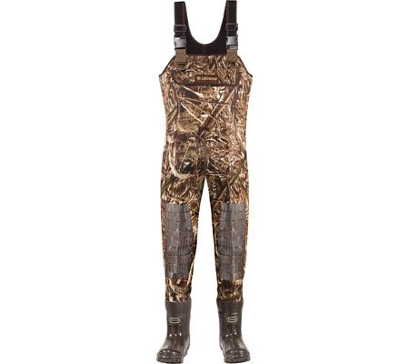 Lacrosse Super Brush Tuff 1200g Insulated Wader Men S
