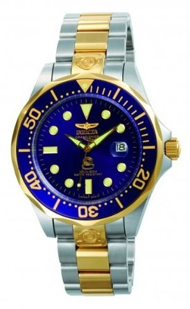 インビクタ Invicta Men's 3049 Pro Diver Collection Grand Diver GT Automatic Watch 男性 メンズ 腕時計 【並行輸入品】 B00VBA8NG6