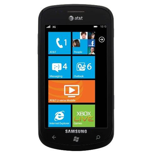 Samsung I917 Unlocked Wi Fi No Warranty