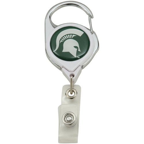 NCAA Michigan State Spartans Premium Badge - Michigan Outlets