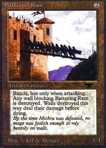 Magic: the Gathering - Battering Ram - Antiquities
