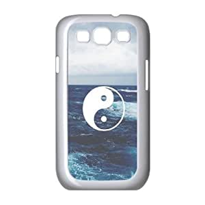 ying yang Design Top Quality DIY Hard Case Cover for Samsung Galaxy S3 I9300, ying yang Galaxy S3 I9300 Phone Case