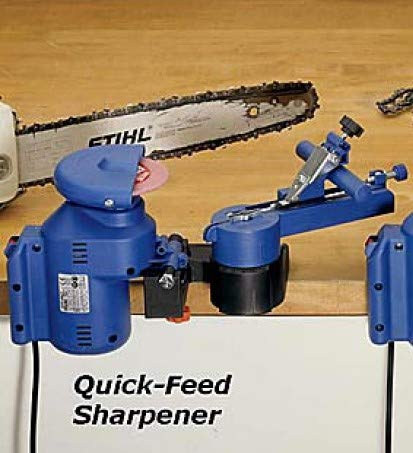 Kings County Tools Quick Feed Chain Sharpener by Kings County Tools