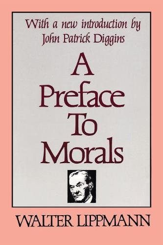Image of A Preface to Morals