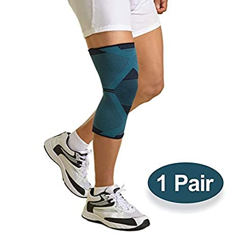 9bad865046 Buy Dyna Knee Cap Knee Support for Knee Pain Relief (Extra Large XL, 42-46  cm) Online at Low Prices in India - Amazon.in