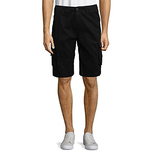 Chic TaiPove Pantalones Cargo Corto Pantalón Casual Pantalón Laboral para  Hombre con 6 Bosillos Negro Verde fb06ce413a84